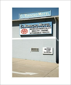 Image of el rancho motel