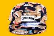 Image of Orchard Brand Off The Hook Black Text Logo 5 Panel