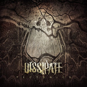 Image of DISSIPATE - 'Tectonics' Digipak CD