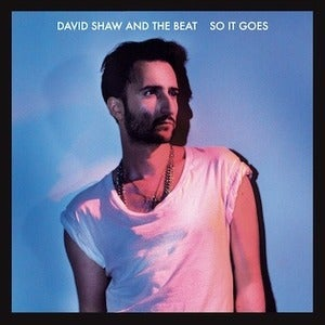 "Image of CD digisleeve David Shaw and The Beat ""So It Goes"""
