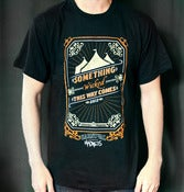 Image of Carnival of Madness - 2012 Black Tour Shirt 