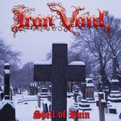 Image of IRON VOID - Spell of Ruin CD (NOID008)