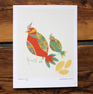 Image of Nesting Limited Edition Print 8 x 10