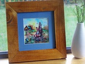 Image of Summer Day, Framed Original Print
