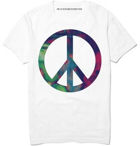 Image of Peace Logo T-shirt