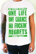 Image of ONE LIFE ONE CHANCE (White)