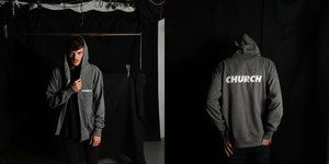 Image of Dark Grey Hoody