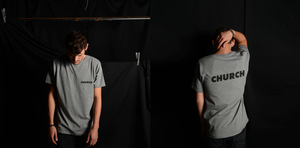 Image of Grey Tee