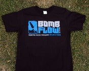 Image of Bomb Flow Black Tee
