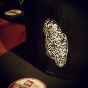 Image of OWWL Great White Owl Snapback