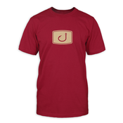 Image of Iconic T-Shirt - Garnet