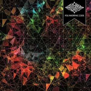 Image of THE ALGORITHM - 'Polymorphic Code' Digipak CD