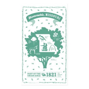 Image of Missouri State Towel
