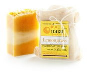Image of Lemongrass Artisan Soap