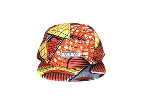 "Image of FASTLANE 5PANEL ""AFRICA"" Orange"