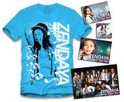Image of Zendaya Music Sticker Package Turquoise