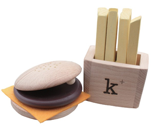 Image of Hamburger Set, kiko+