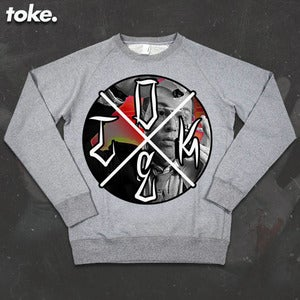 Image of Toke - Fear & Toking in La Vegas - Sweatshirt