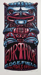 Image of Furthur Edgefield Dancing Bear 9/28/2012