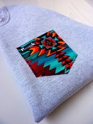 Image of Navajo Pocket Crew Neck Unisex