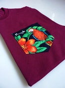 Image of Parrot Pocket Tee Unisex