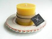 """Εικόνα του 3 """"μέλισσες Κερί πυλώνα Διάμετρος"""