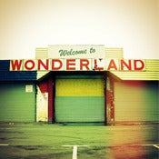 "Image of Wonderland 30"" Poster Print"
