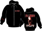 Image of TU CARNE Zip Hoodie