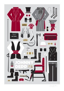 Image of Johnny Depp Parts