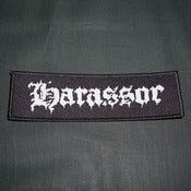 Image of HARASSOR Logo Patch