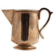 Image of Classic Silver Creamer