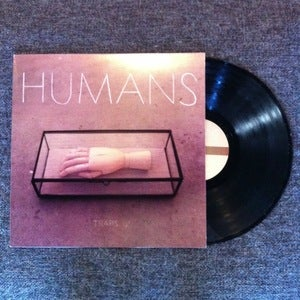 Image of Humans - Traps EP (vinyl)