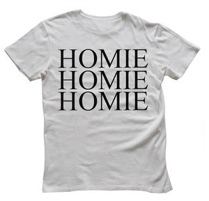 Image of THE HOMIE SHIRT