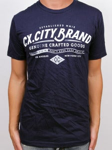 Image of CRAFTED (Navy)