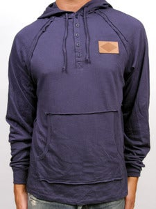 Image of CRENSHAW PULLOVER (Marine)
