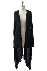 Image of Wing Ali Cardigan in Sheer Bamboo