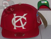 Image of Kansas City Monarchs Red Negro League Snapback Hat