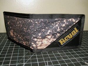 Image of ROYAL HC Acid wash wallet