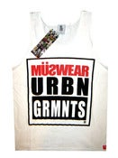 "Image of Mens ""Vision Muz Wear"" Tank"