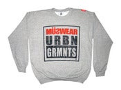"Image of Mens ""Vision Muz Wear"" Crew Neck Sweater"