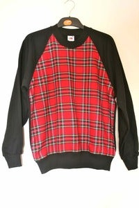 Image of Royal Stewart Tartan Sweater