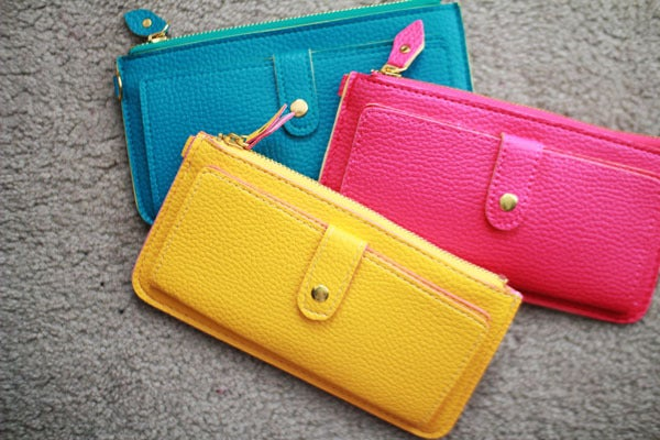 Image of Neon Clutch