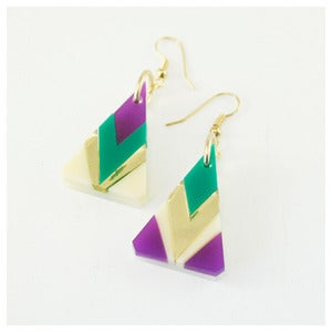 Image of Apex Earrings