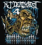 Image of NJ DEATHFEST 4 T SHIRT (IN STOCK)