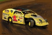 "Image of ""Kid Dasco"" Devin Gilpin 2012 Champ Print"