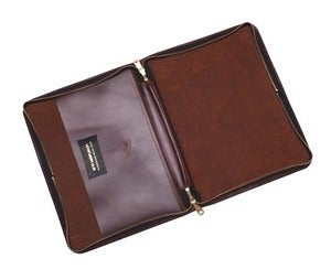 Image of iPORTFOLIO - Leather portfolio case