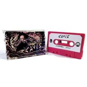 Image of CAVES - 'Grunge on the Beach' Cassette