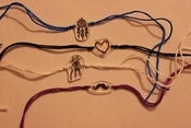 Image of Handmade friendship bracelet