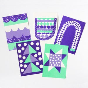 Image of Hyssy - pack of 5 cards