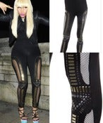 Image of Nicki Minaj Bullet leggings